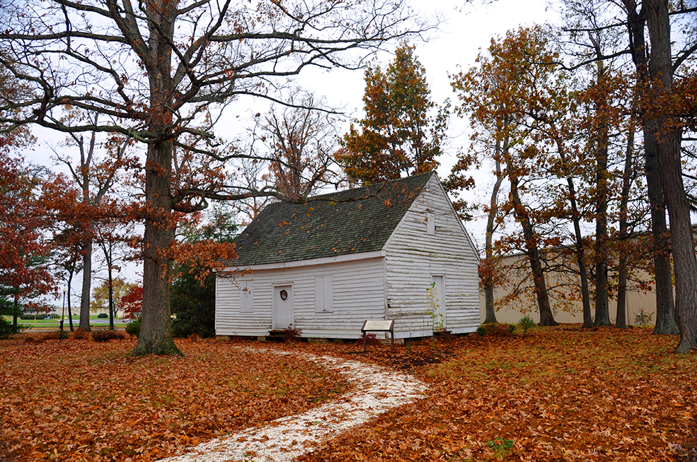 33. Tuckahoe Neck Meeting House