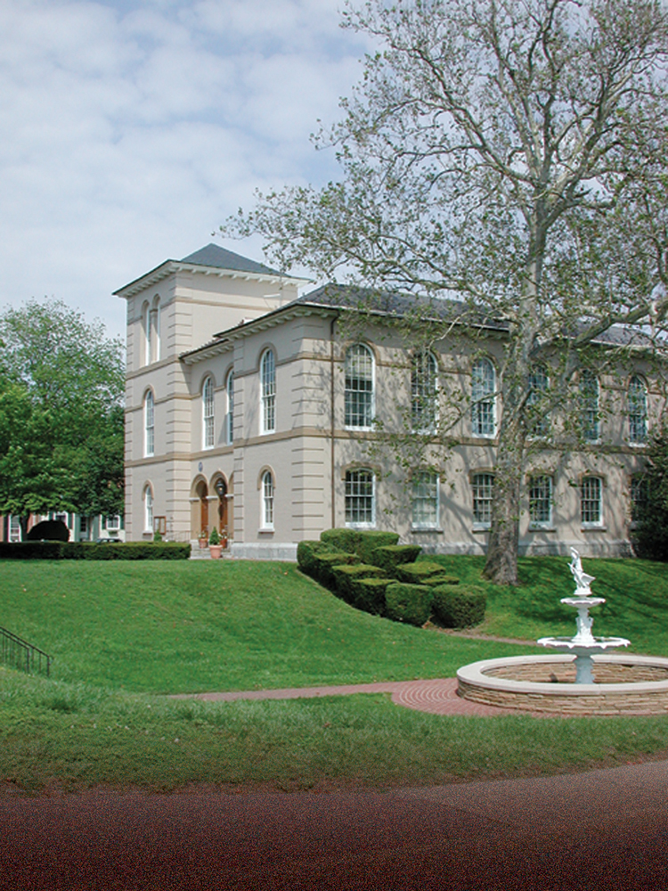 3. Dorchester County Courthouse