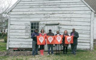 Slave Dwelling Project Comes to Dorchester