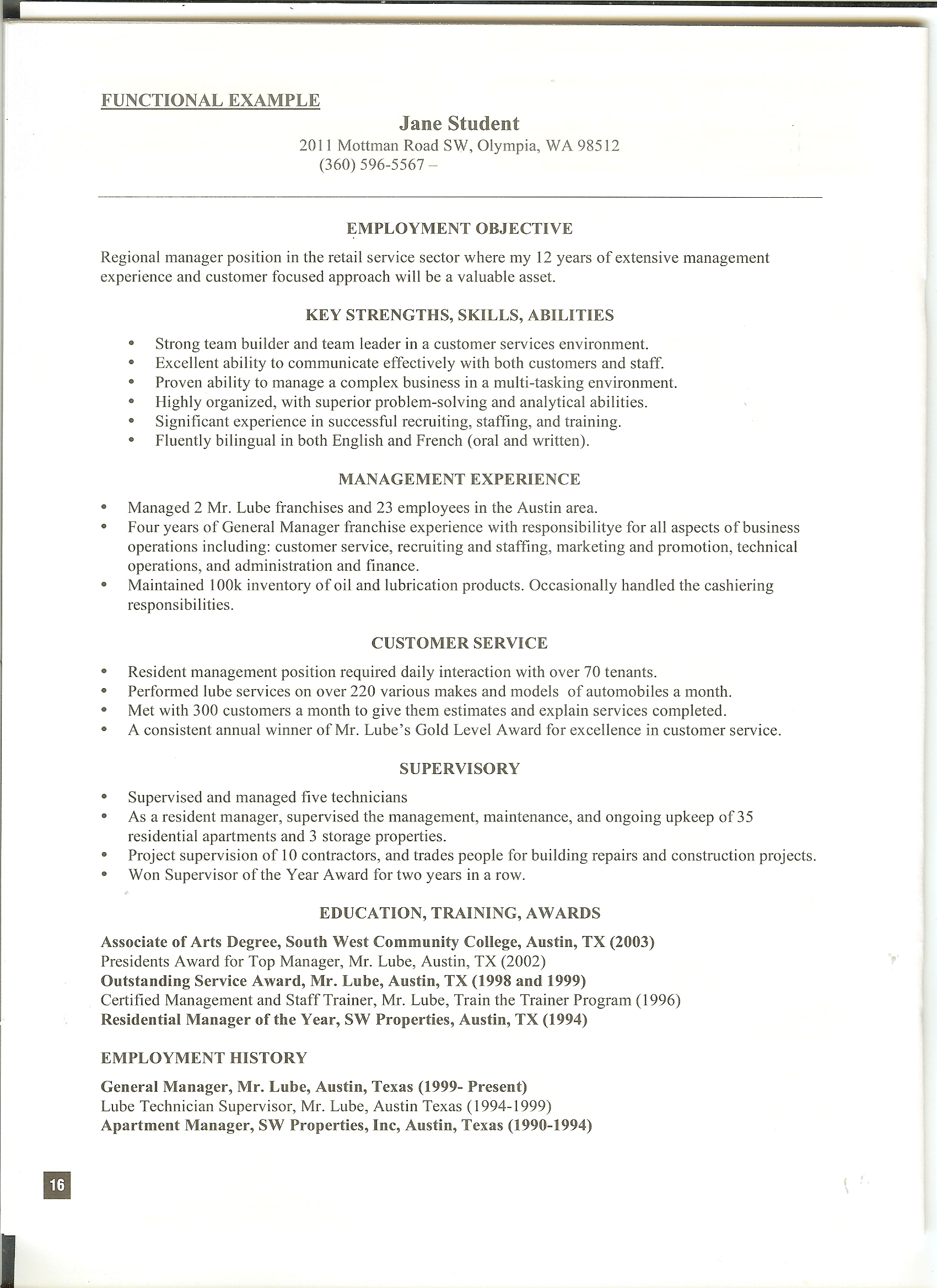 Functional Resume Writing Tsa Essay Help