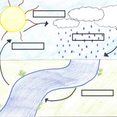 Water Cycle Diagram With Explanation The New Book Of Standard Wiring Diagrams Blank