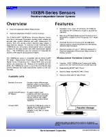HIC 10XBR Measurement Applications