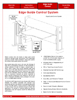 HIC Edge Guide Control System