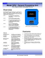 HIC GPU Measurement Applications