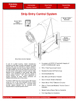 HIC Strip Entry Control
