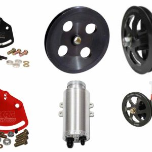 Power Steering Pumps and Tanks