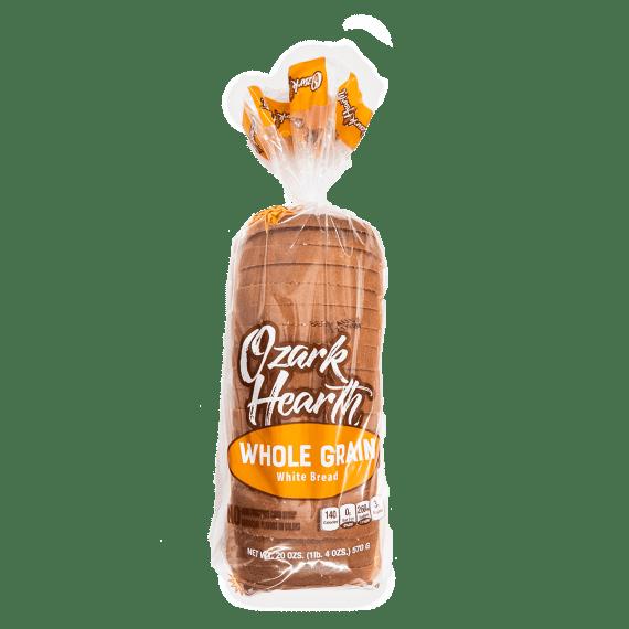 Ozark Hearth Whole Grain White Bread