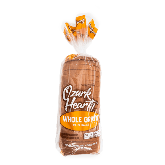 Ozark Hearth Whole Grain White Bread