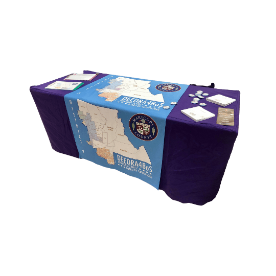 Table Cover Design & Print