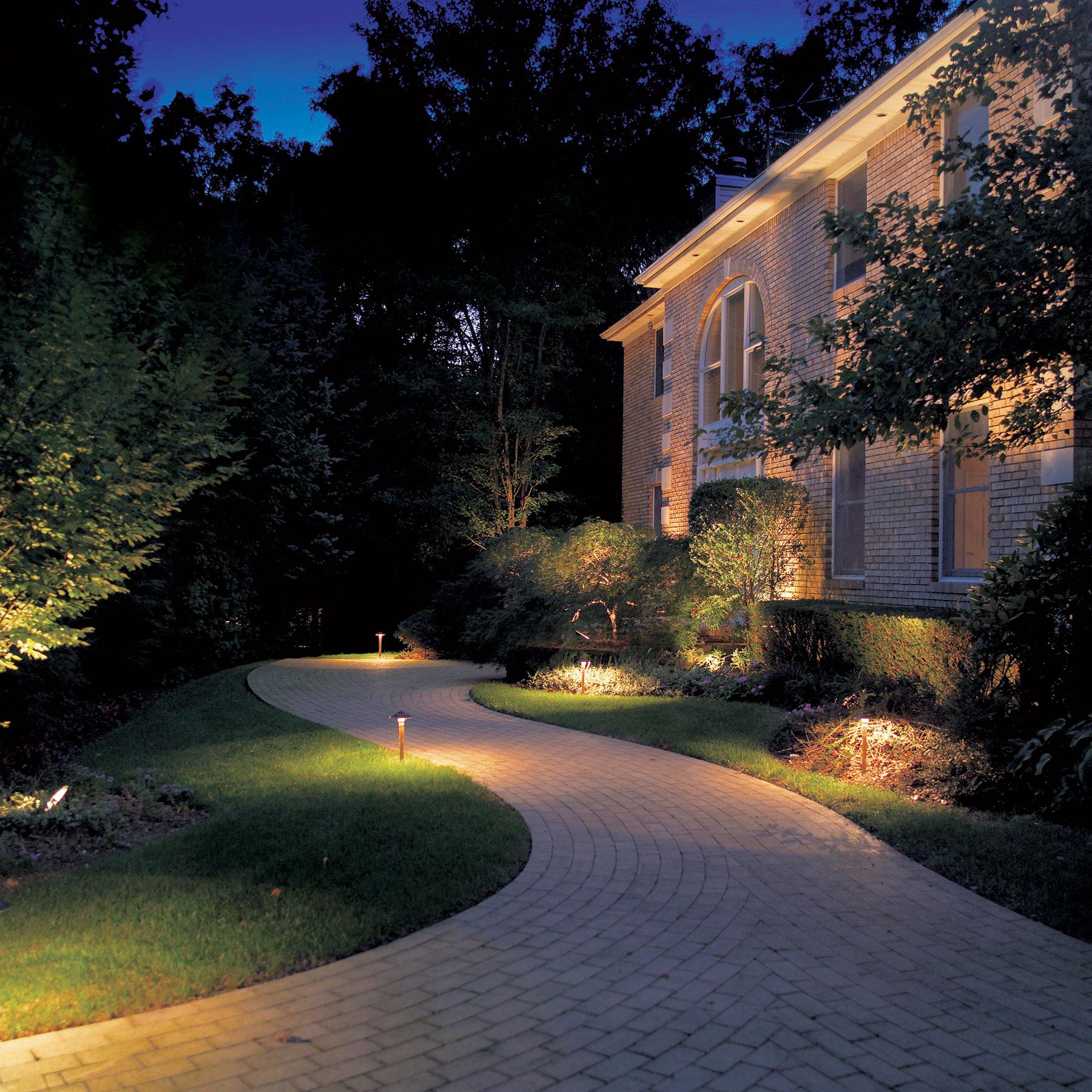 Kichler Led Path Lights