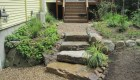 25-Olde Sturbridge Stepper with pea stone walkway (3)