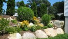 5-Boulder terraced perennial planting (1)