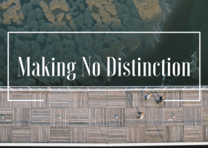making-no-distinction