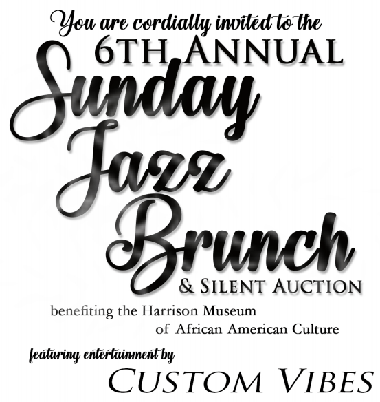 6th Annual Sunday Jazz Brunch & Silent Auction