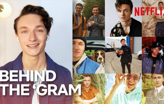 Behind the 'Gram with Harrison Osterfield