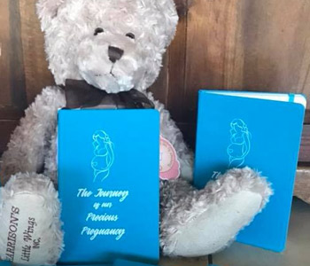 New journals for Precious Pregnancy Packs