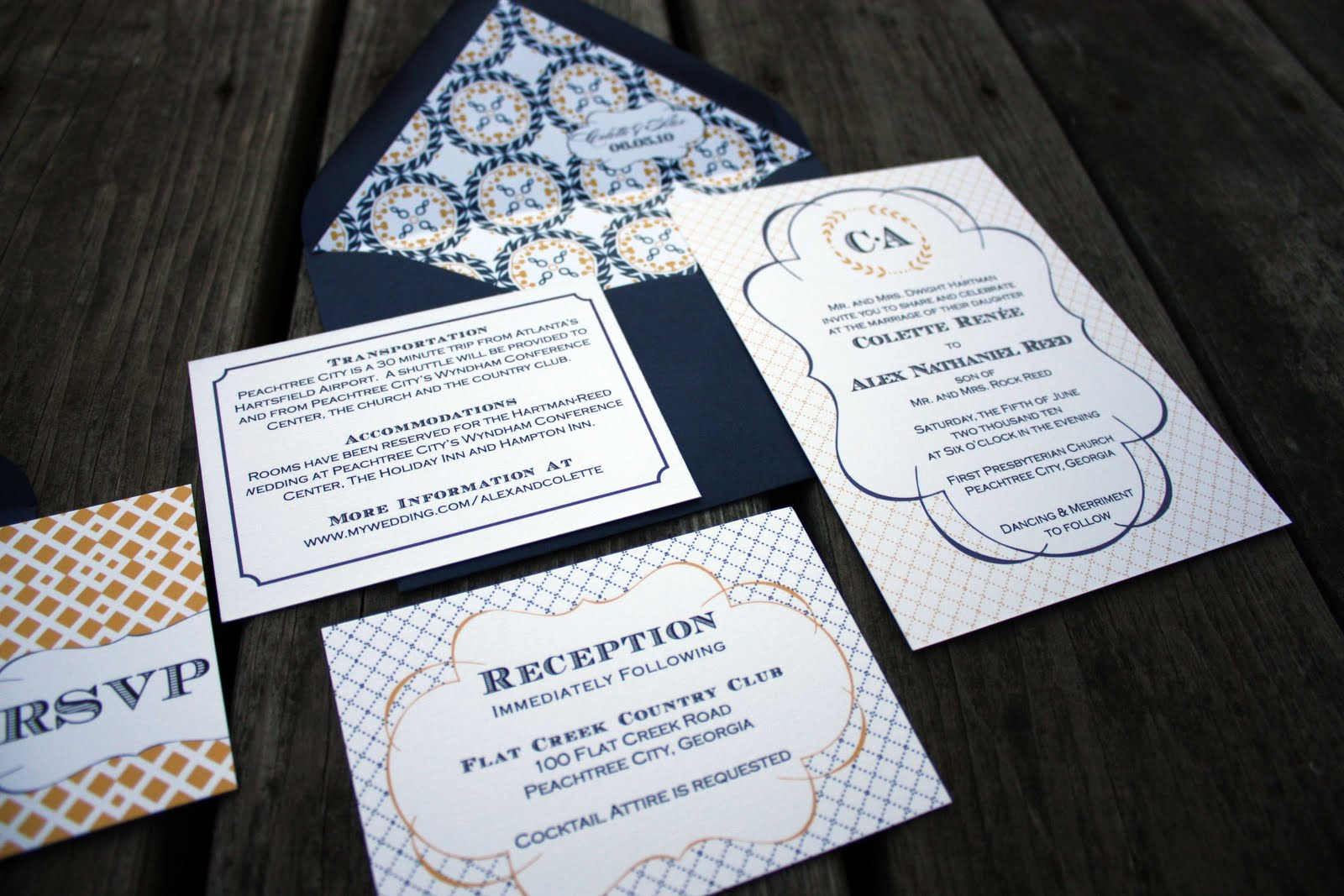 Custom Wedding Invitations  harrissyq White wedding