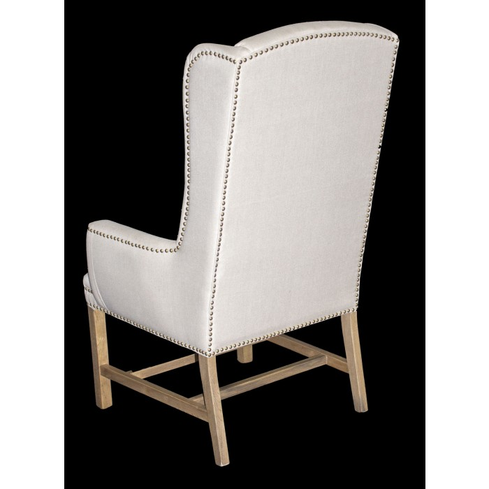 Linen Dining Chair Covers