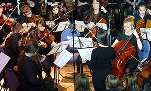 Harrogate Youth String Orchestra