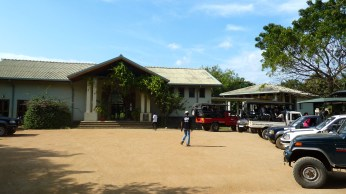 Visitor centre, Udawalawe National Park