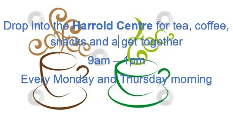 Harrold Centre Cafe