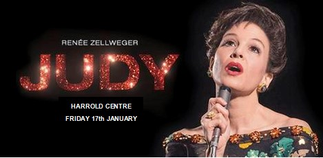 Harrold Centre Film Nights present Judy