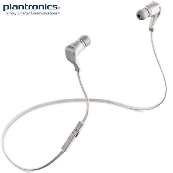 Plantronics BackBeat Go Stereo Bluetooth Headset A2DP in