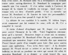 """«Sur les lamentations du """"Courrier»"""
