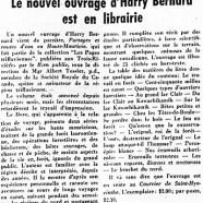 «Portages et routes d'eau en Haute-Mauricie»