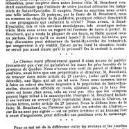"«Où ""Le Clairon"" s'emballe…»"