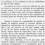 «Mort prématurée de l'honorable Maurice-L. Duplessis