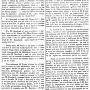 «M. T.-D. Bouchard a voulu salir, politiquement parlant, le sous-ministre de l'agriculture»