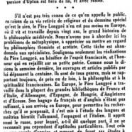 «Le R. Père Éphrem Longpré»