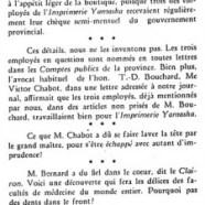 """«Les folichonneries du """"Clairon""""»"""