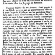 «L'affaire Décary-Tarte»