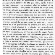 «L'honorable Maurice Duplessis et la loi des pensions de vieillesse»