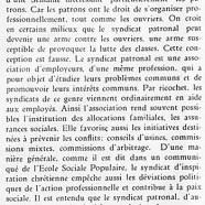 «Le syndicat patronal»