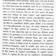 «Des possibilités d'une acierie au Nouveau-Québec»