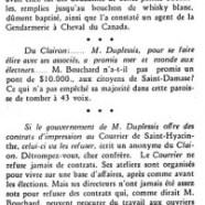 """«Ce folichon de """"Clairon""""»"""