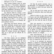 «Le mince succès du libéral Jean Lesage dans Terrebonne et Saint-Maurice