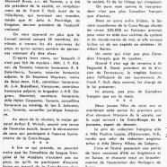 «Les Canadiens-Français comptent peu, à la Société canadienne de la Croix-Rouge»