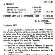 "«Surplus ""soufflé""»"
