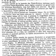 «L'apostolat laïque»