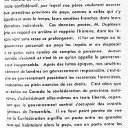 «Québec ne saurait accepter ni tutelle ni curatelle»