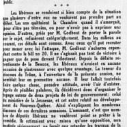 «Le débat sur le Nouveau-Québec»