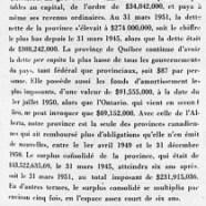 «Le budget de l'honorable Onésime Gagnon fait honneur à la province»
