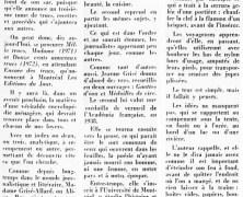 «Les trucs faciles et commodes que propose Madame Grisé-Allard»