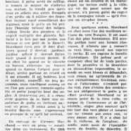 «Des poèmes de Clément Marchand»
