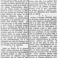 """«Viel-Castel, ses """"Mémoires"""" et ce qu'ils ne disent pas»"""
