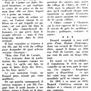 """«Jules Renard était roux comme son """"Poil de Carotte""""»"""